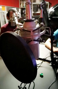 Just a picture of a mic
