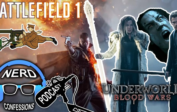 S02E02: Underworld: Blood Wars, Battlefield 1