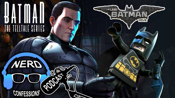 S02E06: The Lego Batman Movie, TellTale Batman Series