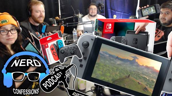 S02E07: Nintendo Switch and Launch Titles