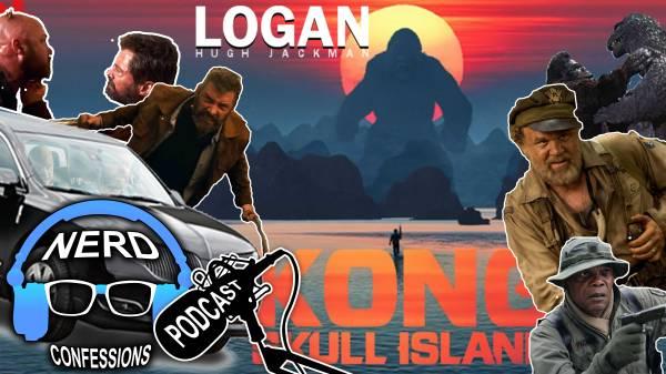 S02E08: Logan 2017, Kong: Skull Island