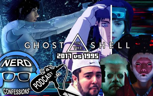 S02E11: Ghost in the Shell 2017 vs 1995