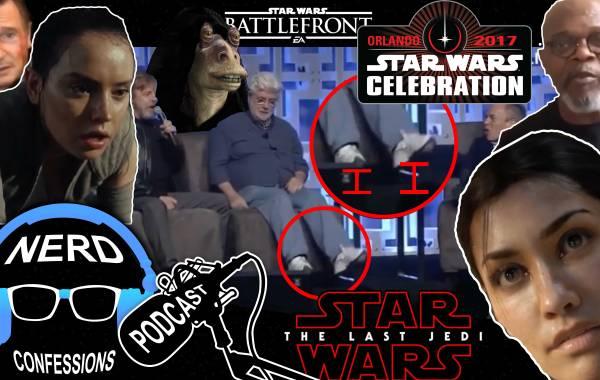 S02E13: Star Wars Celebration 2017 and surrounding news.