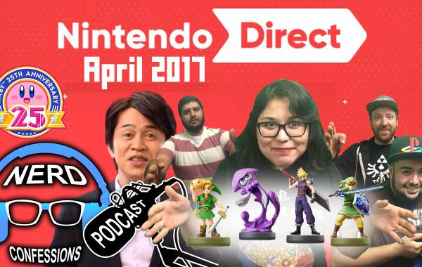 S02E14: Nintendo Direct April 2017