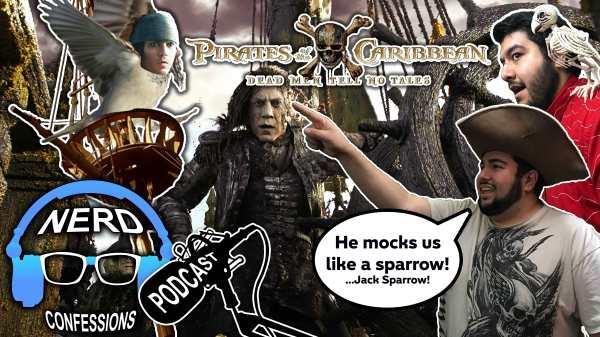 S02E19: Pirates of the Caribbean - Dead Men Tell No Tales