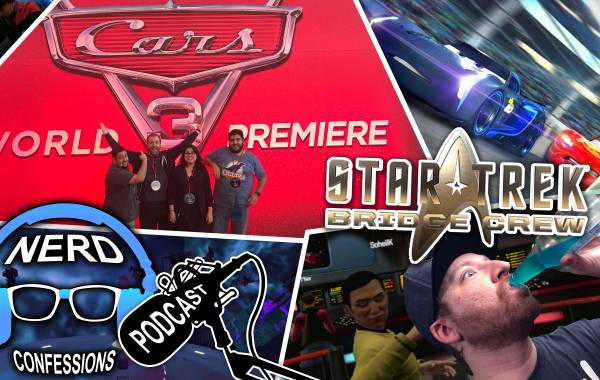 S02E22: Cars 3 Premiere, Star Trek: Bridge Crew