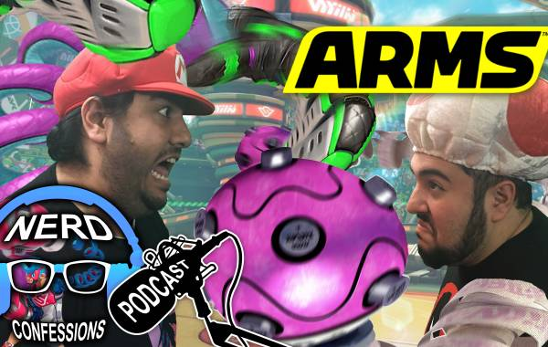 S02E23: Arms on the Nintendo Switch