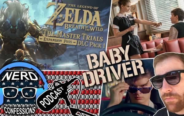 S02E24: Baby Driver, Zelda: Breath of the Wild DLC Pack #1