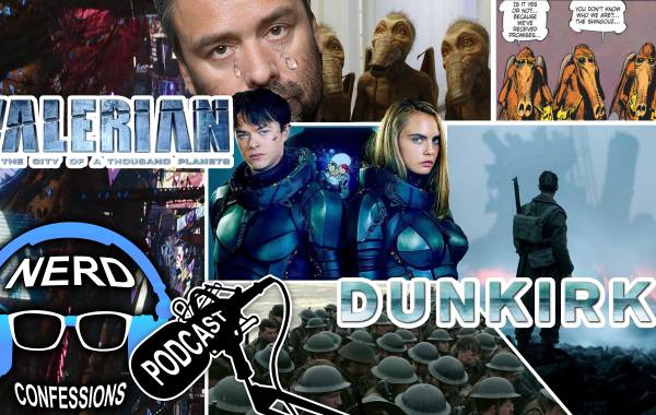 S02E27: Valerian and Dunkirk 2017