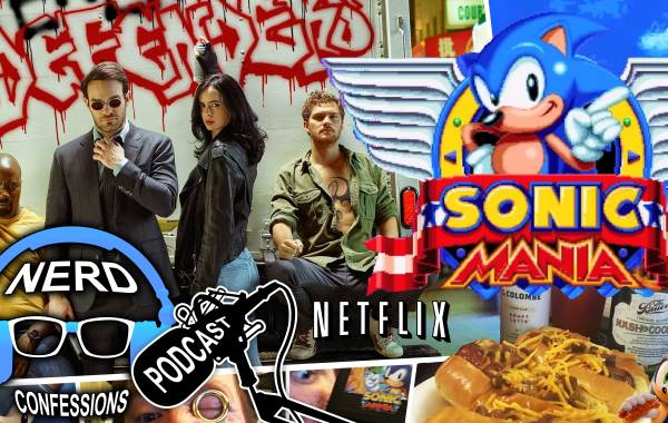 S02E31: Marvel's Defenders, Sonic Mania
