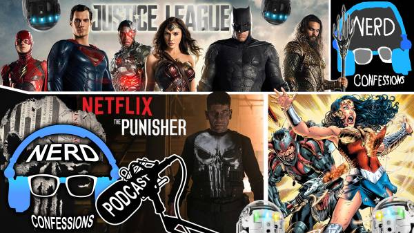 S02E44: OZOBOT, Justice League, The Punisher (Netflix)