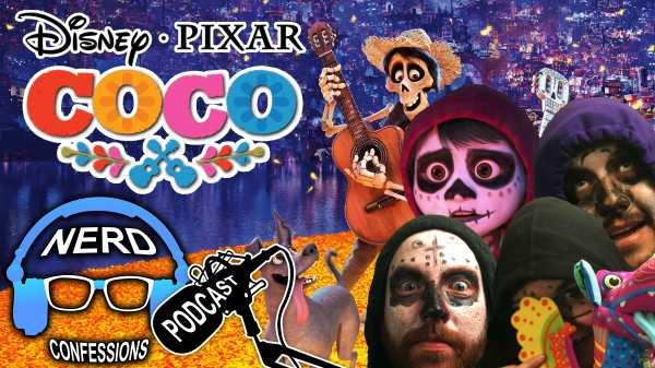 S02E45: Pixar's Coco