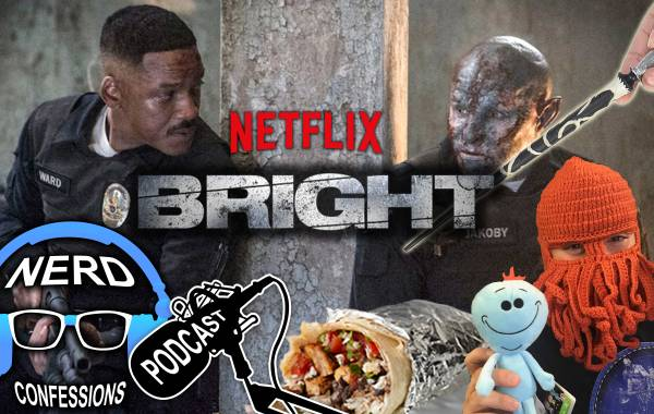 S02E48: Netflix's Bright from David Ayer