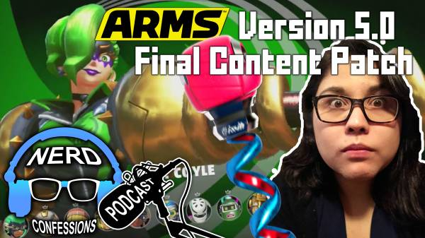 S03E06: Arms on Nintendo Switch last content patch 5.0