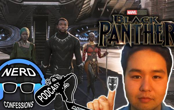 S03E07: Marvel's Black Panther 2018 and Vibranium